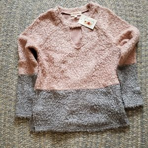 NWT sweater from peach love